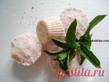 Бомбочки для ванны с ароматом вишни Мыдолжнызаботитьсяосвоейкожекруглыйгод,нолетомособенно,когдаонаподверженавредномувоздействиюсолнечных…