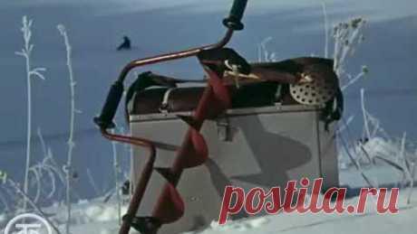 Хороший и весёлый фильм про рыбалку. Как наши деды ловили рыбу.