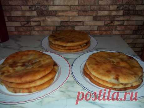 Как я научилась готовить настоящие осетинские пироги | Четыре вкуса