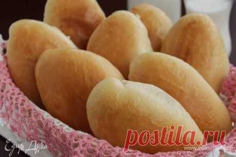 На два укуса: маленькие постные пирожки от Юлии Высоцкой