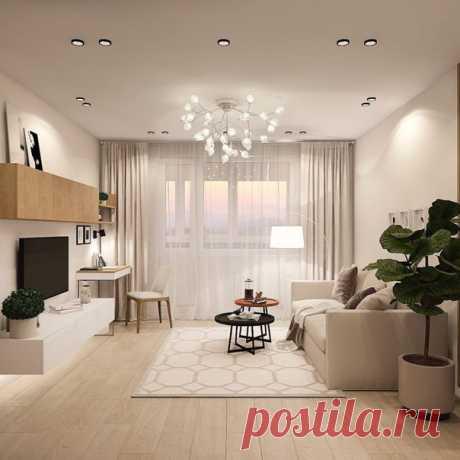 Отличный проект квартиры. Выдержанный и спокойный стиль.