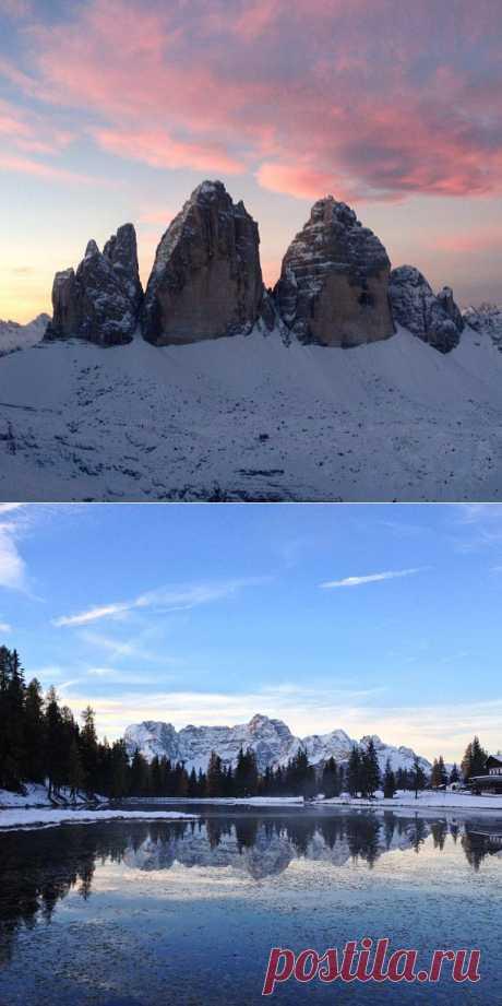 Сергей Ершов. Фотографии - Доломитовые Альпы, Италия