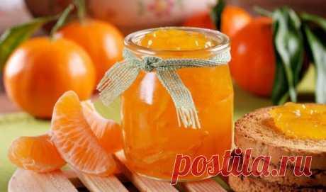 Ароматное варенье из мандаринов! Готовлю каждый год! — Мир интересного