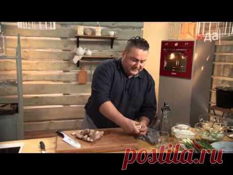Пирожки посекунчики из куриных окорочков и телятины