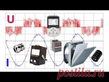 Преобразователи частоты, особенности применения. Привод ACS800