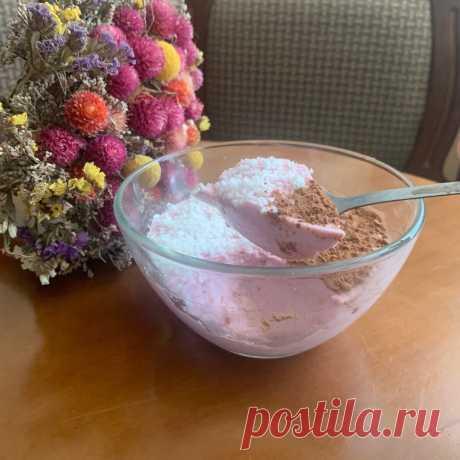 🍮 Муссовый ПП-десерт - всего 60 ккал на 100 грамм 🤩 можно есть хоть на ночь | НЕпышка | Яндекс Дзен