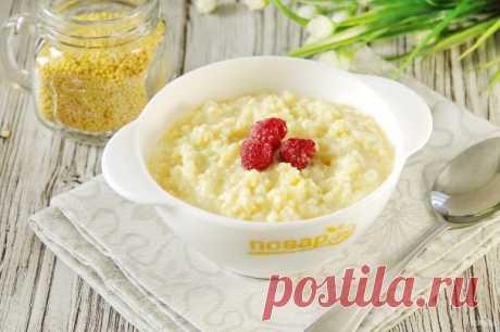Пшенная каша в мультиварке - пошаговый рецепт с фото на Повар.ру