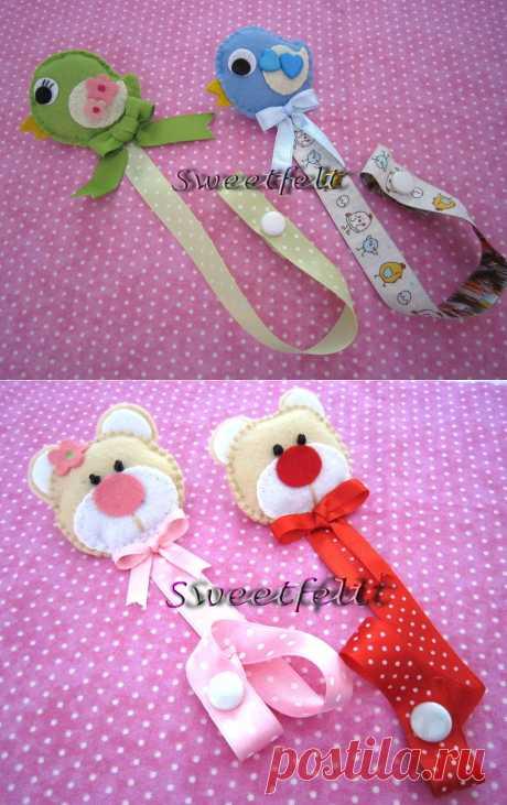 ♥♥♥ Os meus primeiros porta-chuchas... | Flickr - Photo Sharing!