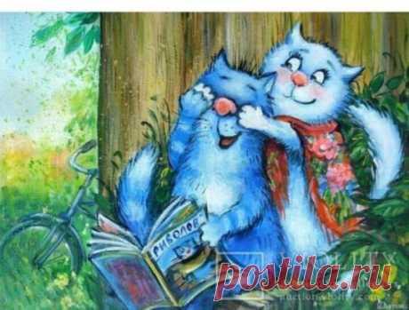 Улыбайтесь друзья, улыбайтесь! ....