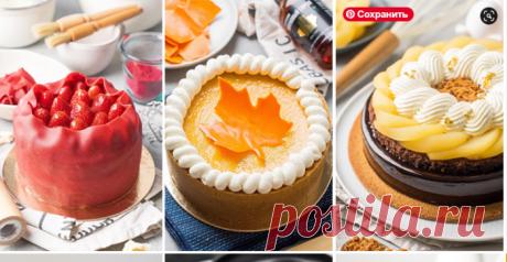 Десерты | Andy Chef (Энди Шеф) — блог о еде и путешествиях, пошаговые рецепты, интернет-магазин для кондитеров |