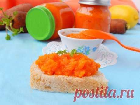 Самые вкусные рецепты из моркови на зиму