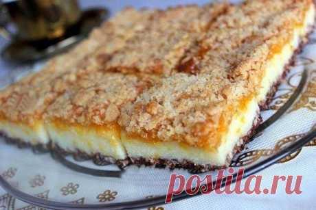 Рецепт печенья с творогом Аппетитное, полезное печенье с творогом!