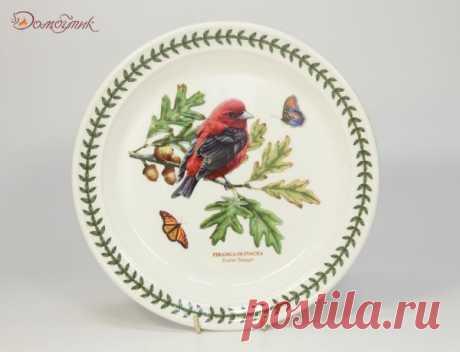 """Тарелка """"Пиранга"""" 22 см - Закусочные тарелки. Купить набор тарелок для закусок в интернет-магазине Dombutik.ru"""