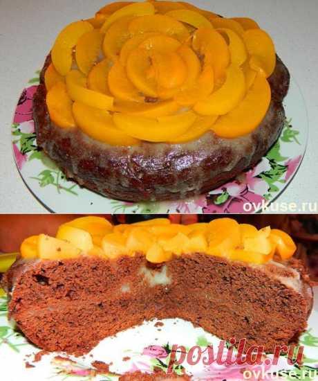 Постный шоколадный торт в мультиварке - Простые рецепты Овкусе.ру