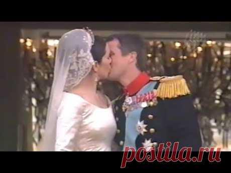 Danish Royal Wedding of Prince Frederik and Mary Donaldson (English Commentary)