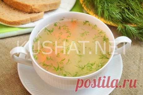 Суп с курицей и пшеничной крупой. Пошаговый рецепт с фото • Кушать нет