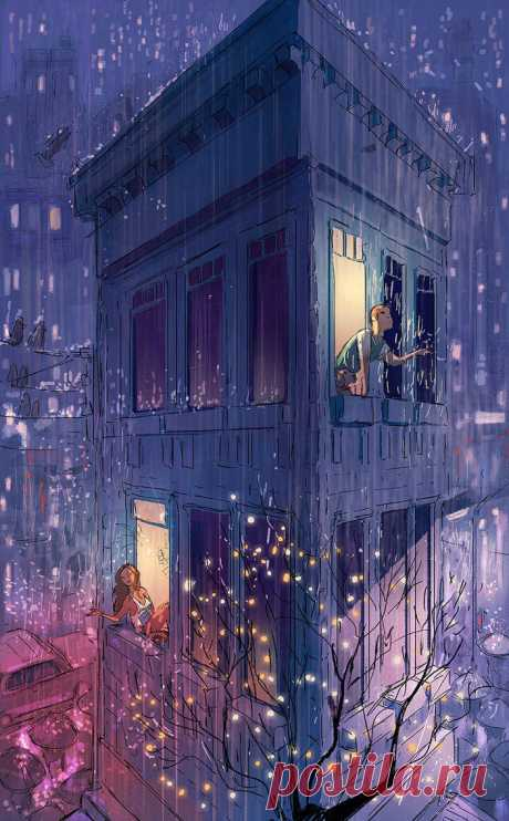 Facets by PascalCampion on DeviantArt