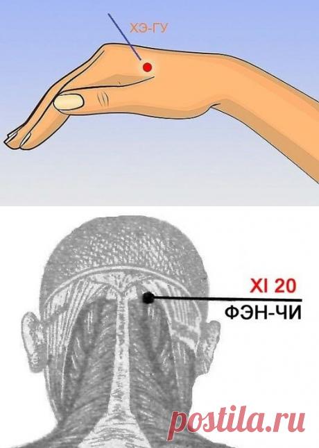 Воздействие на эти точки помогут при избыточном весе, связанным с климаксом