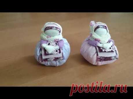 Тряпичная кукла благополучница. Мастер-класс от Масалытиной Татьяны. Старый Оскол. СЦДПТ.