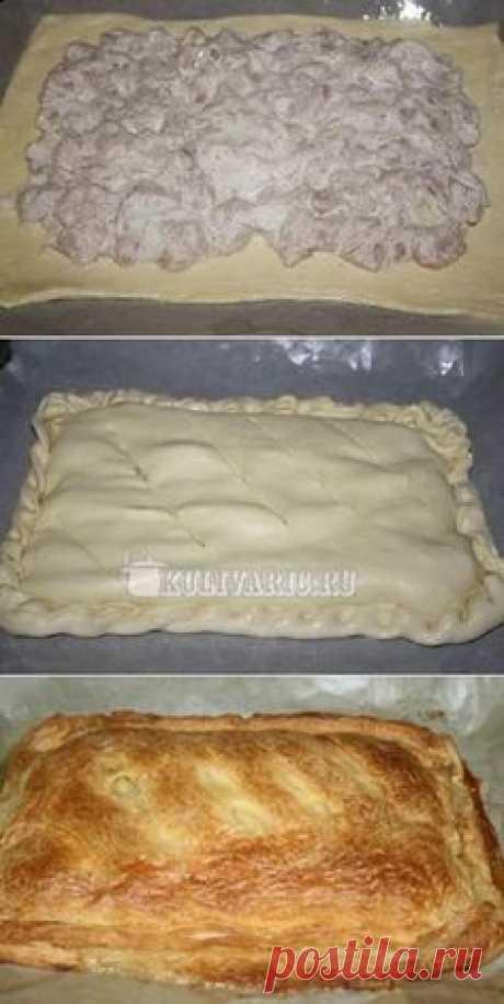 Пирог с курицей для будней и праздников