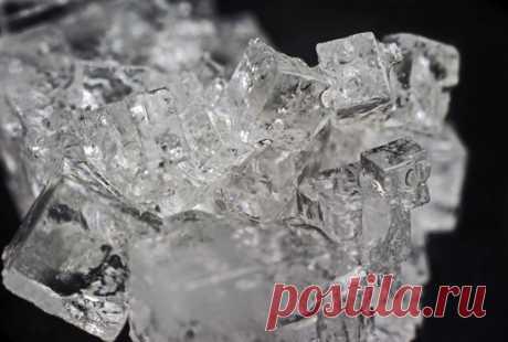 Секреты соли, которые помогают снизить вред для организма . Милая Я