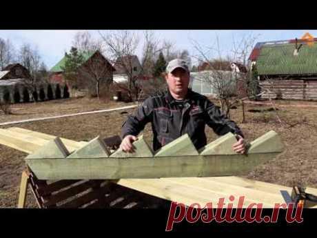 Como fabricar la escalera por las manos. Construir la casa de campo. La construcción de las casas de armazón.
