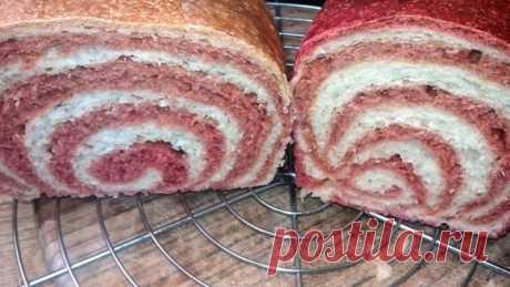Рецепт хлеба из свеклы