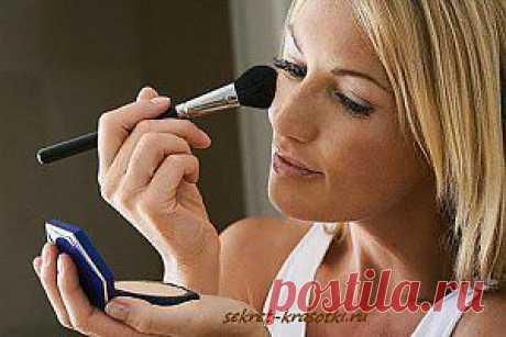 Правила макияжа для тех. кому за 40