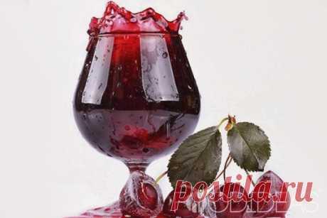 Настойка из вишни на водке в домашних условиях с косточками