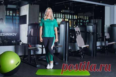 Самые эффективные упражнения для похудения: жиросжигающая тренировка от фитнес-инструктора, которая поможет сбросить вес