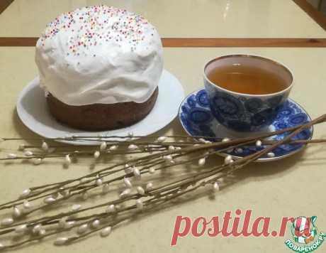 Кулич пасхальный – кулинарный рецепт