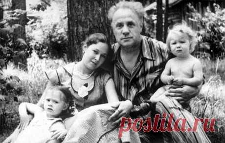 Последняя любовь Михаила Жарова - запись пользователя Mariden (Марина) в сообществе Болталка в категории Жизнь Замечательных Людей