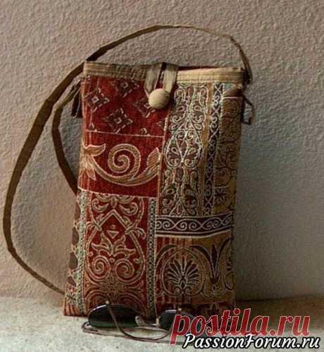 Шьем сумки. - запись пользователя Марина в сообществе Болталка в категории Интересные идеи для вдохновения