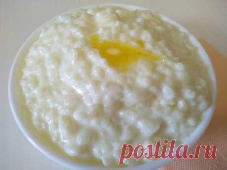 Как сварить нежную и очень вкусную молочно-рисовую кашу | Inna Lime | Яндекс Дзен