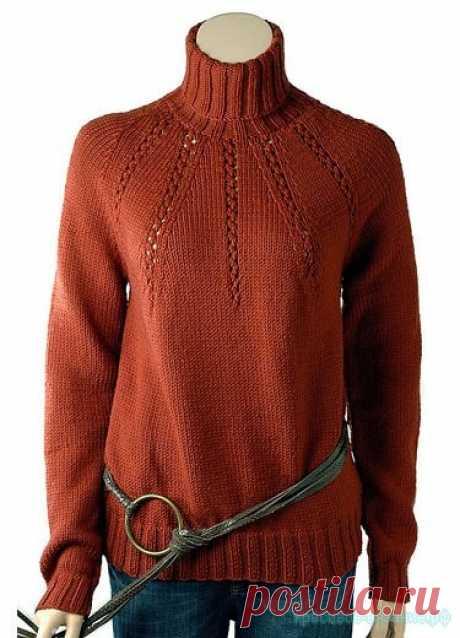 Кофты, свитера и кардиганы — Страница 6 — Красивое вязание