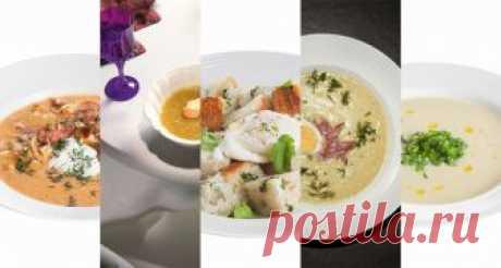 15 мировых супов из «Золотой тысячи» – «Еда»