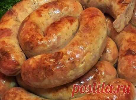 Простой рецепт домашней колбасы   Рекомендательная система Пульс Mail.ru