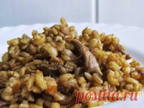 Пшенная каша с луком: вкусный вегетарианский завтрак