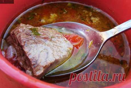 Суп харчо пошаговый рецепт с видео и фото – грузинская кухня