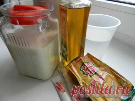 Хлеб быстрой выпечки в хлебопечке - рецепт с фото