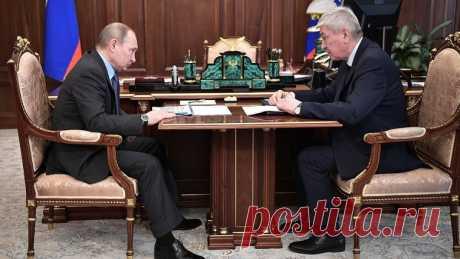 В Росфинмониторинге разъяснили доклад Путину об отмывании $350 млн - Mail.ru Новости