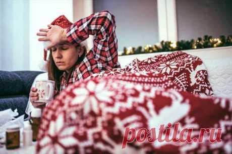 Самые частые причины для обращения к врачу во время праздничных дней | Офигенная