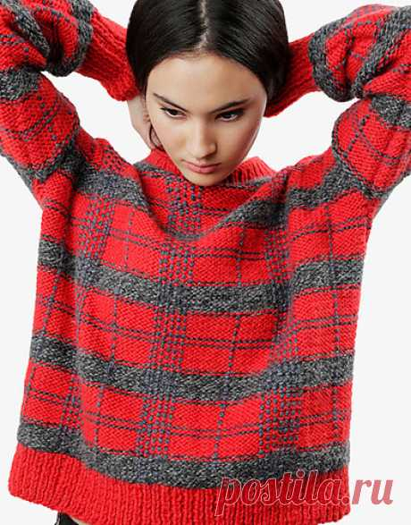 TEEN SPIRIT SWEATER by Wool and the Gang