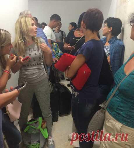 Как буйные пассажиры стали причиной 6 - часовой задержки самолёта в оба конца | Отпуск Forever | Яндекс Дзен