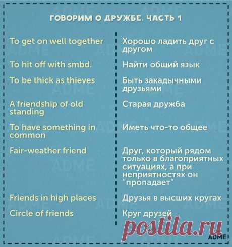 Карточки с необходимыми фразами для общения на английском языке. | KeFLine