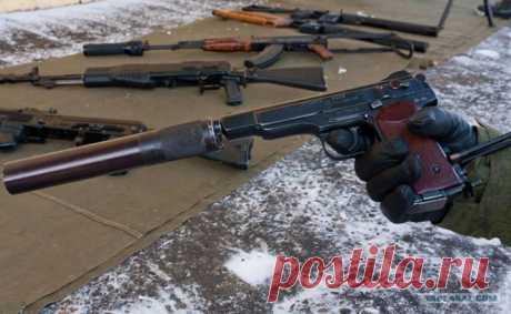 Пистолет Стечкина | Fresher - Лучшее из Рунета за день