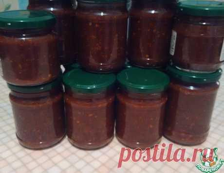 Сливовый соус – кулинарный рецепт