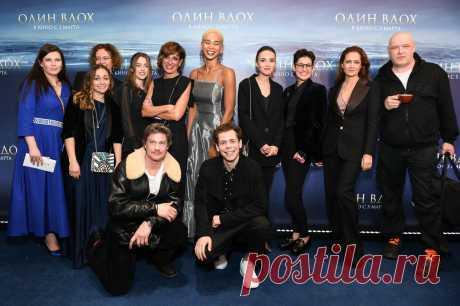 Милославская, Снигирь, Исакова: звезды на премьере фильма - Кино Mail.ru