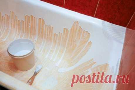 Чугунные ванны и возможность их реставрации - Building online