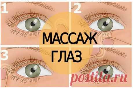 Массаж глаз для восстановления зрения! Вижу теперь в разы лучше… Если потратить на массаж глаз всего 10 минут в день, можно добиться замечательных результатов! У меня близорукость, и я работаю за компьютером. Очень часто болят глаза в конце рабочего дня, а когда выходишь на солнечный свет, чувствуешь себя будто вампир: больно смотреть, возникают рези и ощущается сухость в глазах.
